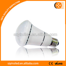 festoon led lighting bulb, E27 SMD5730 led bulb light 85lm/w 765lm CRI 90 18leds with CE&RoHS approval