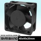 D4020 plastic sirocco fan