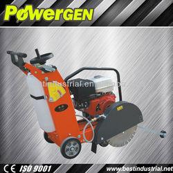 Top Quality!!!POWER-GEN Construction Machine 480mm Diesel engine Concrete Cutter 13.0HP