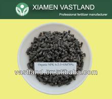 Vastland best organic 6-2-3 complete fertilizer npk