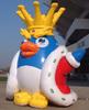 custom huge inflatable chicken or turkey cartoon for advertising
