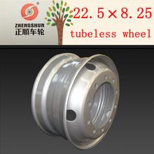 11R22.5 tubeless truck wheel rim