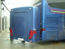 Rear luggage