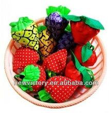 Fruit foldable shopping bag