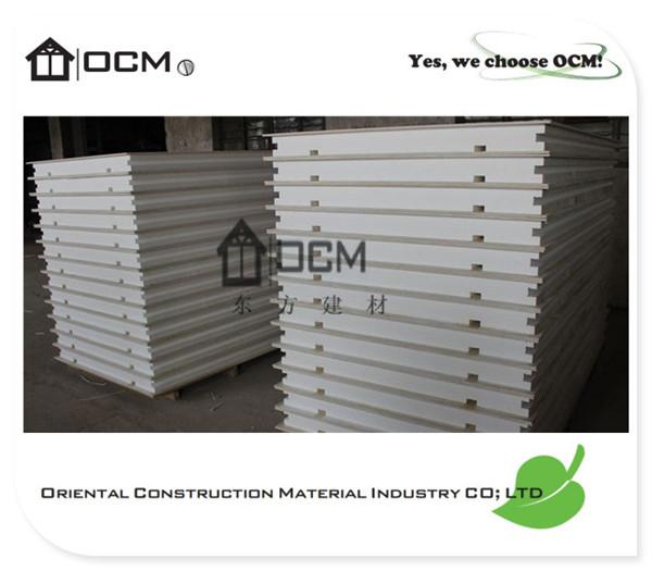 Panels for Prefabricated House (polystyrene sandwich panel)