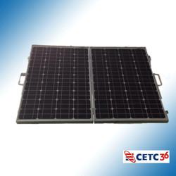 Reasonable price fold solar panel kit 120w mono