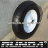 Durable PU solid wheel 400-8