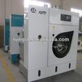machines de nettoyage à sec et le repassage