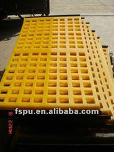 High Wear Polyurethane Tension Screen for vibrating screen
