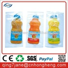 bottle shape Paper Car Air Fresheners with own logo