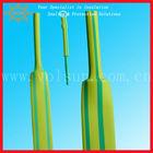 green yellow ground wire/ heat shrink tube