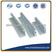 Solar Aluminium Profile Mounting Rail