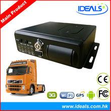 Trailer DVR, Truck 3G DVR/3G Mobile DVR for Truck Trailer with GPS