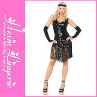 2013 Wholesale Latest hot girl club dance wear