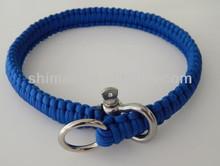 2014 paracord dog collar Dog Leash