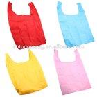Reusable Foldable Shopping Nylon Tote Bag (TM-FSB-1403)