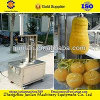 Hot multifunctional cantaloupe muskmelon peeler papaya peeler machine