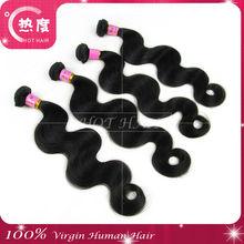 2014 New arriving virgin brazilian human hair 5a grade brazilian hair short body wave brazilian hair weave