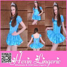 Wholesale cheap fashion party costumes alice lingerie