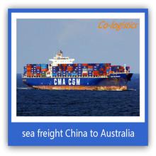 Hong Kong China exports to australia shipping services to australia