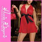 2013 wholesale fashional designer small quantity sheer babydoll lingerie pic
