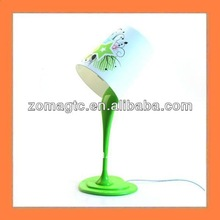 Poured Out Paint Bucket Desk/Tabel Lamp
