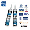 Light grey electrical insulation silicone sealant drums