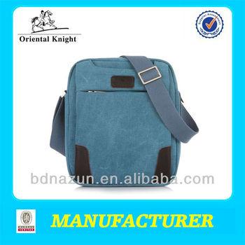 fashion college bags/sports messenger bag/shoulder bag with iphone case
