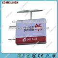 publicidad concepto nuevo caja de luz solar distribuidor de china
