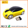 high quality custom 2.4G wireless car mouse for laptop and desktop