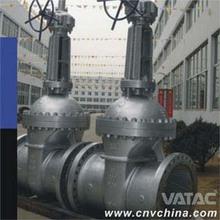 API602 cryogenic rising stem gate valve 300LB DN250