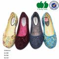 sexy de la moda de las señoras de toda la venta más barato zapatos de china