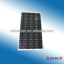 CE, IEC,TUV certificate slim solar panel