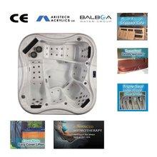 fiberglass outdoor hot tub,portable whirlpool ,sex massage bathtub