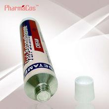 30g aluminum pharmaceutical tube with small screw cap