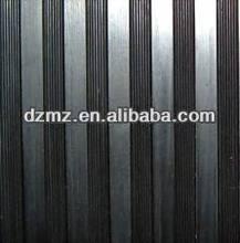 wide Ribbed Rubber Sheet/mat/anti slip rubber mat