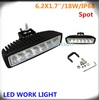 LED OFF ROAD LIGHT WORK LIGHT SFLED817W