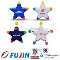 starfish forma caneta de pintura corporal para a promoção