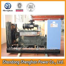 China factory deutz cap green chp gas turbine fuel system