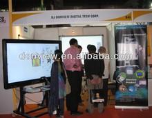 Hot selling interactive led flat pane,panel white board