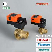 "120v 1/2"" water pressure regulation valve brass ball valve with lock water meter"