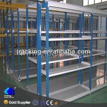 China Nanjing Jracking Supermarket Wine/Bottles/Bread Rack Long Span Shelving Storage Racks System