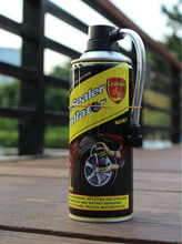 450ML INSTANT QUICK FIX SEALS INFLATE TYRE REPAIR FOAM