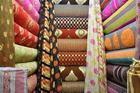 One shot warp yarn sizing products