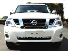 2014 Nissan Patrol LE PLATINUM V8 FULL OPTION