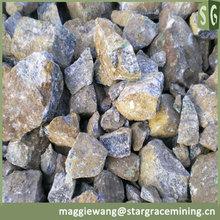 Fluorite lumps (10--100mm)CaF2 (60%--98%) Fluorspar Stone, Rough Fluorite, Calcium Fluorite, Fluorite Mineral For Ceramics