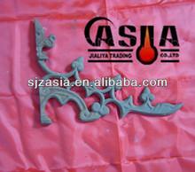 wrought iron decoration