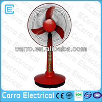 Perferable 12volt table fan wiring CE-12V16A2 with LED lamp
