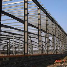 Asia market prefabricated steel structure