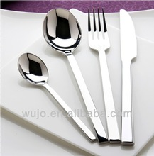 Stylish hotel stainless steel flatware